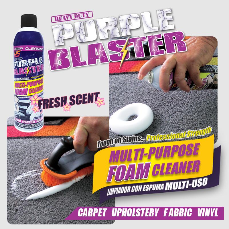 Purple Blaster 174 Foam Cleaner Herrero Amp Sons