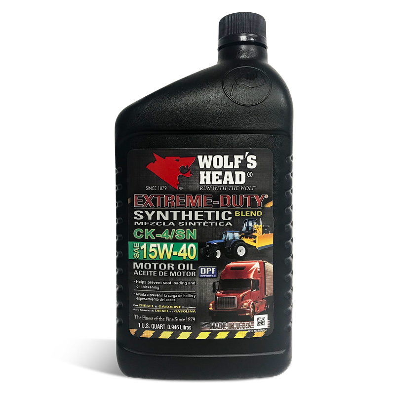 Wolf's Head Synthetic