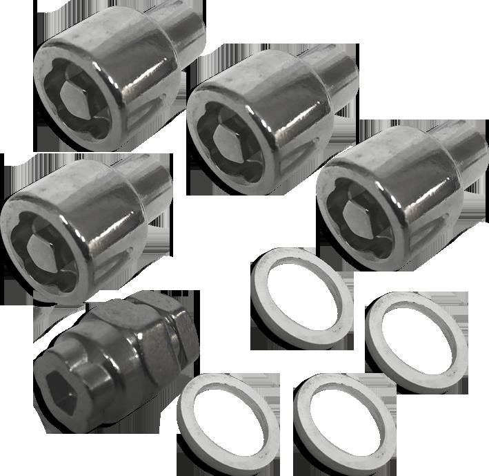 Mag Wheel Locks