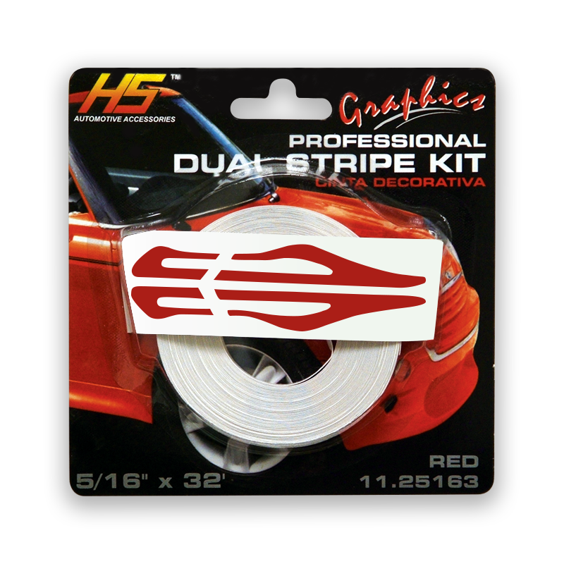 Graphics Stripe Kit, Red