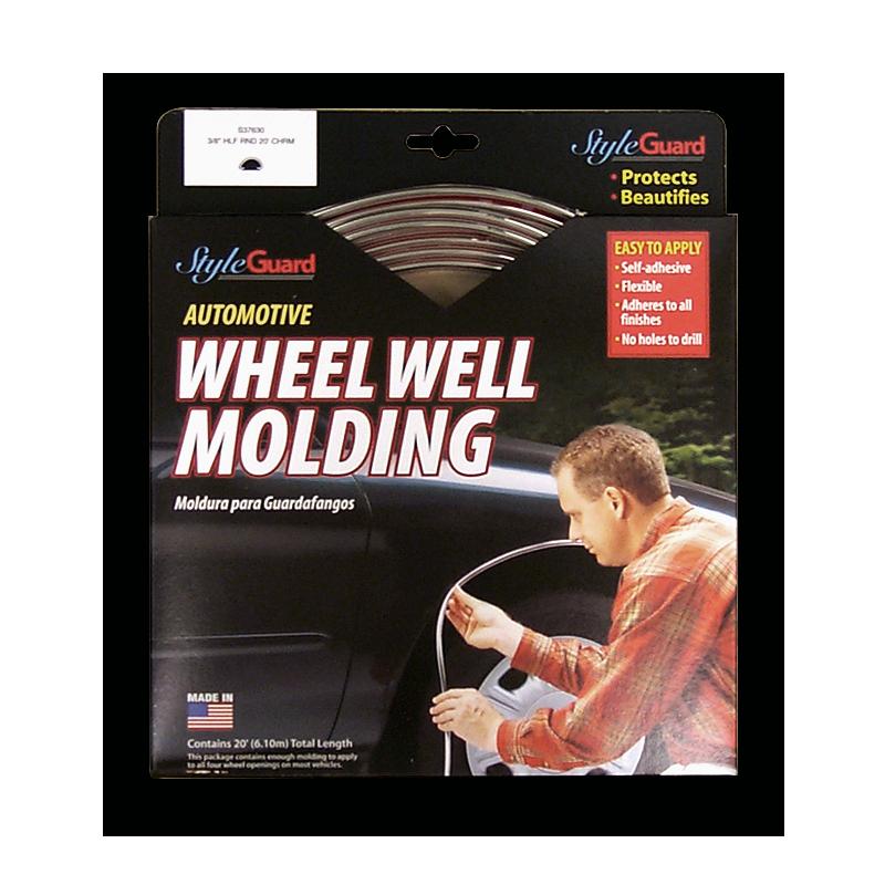 Wheel Well Molding