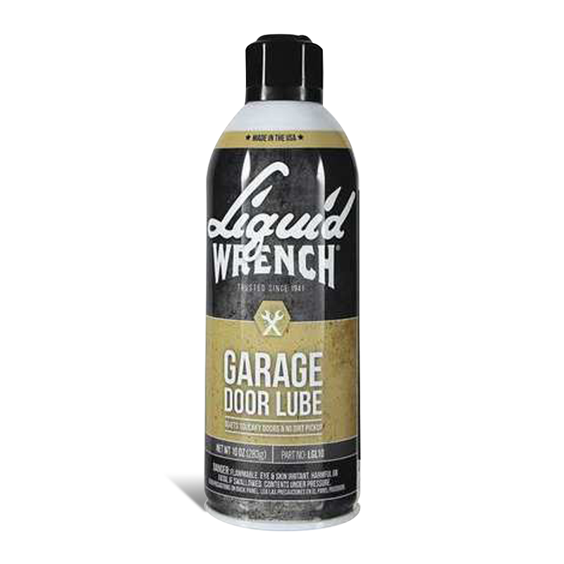 Liquid Wrench, Garage Door Lube