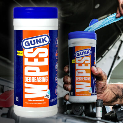 Gunk Wipes