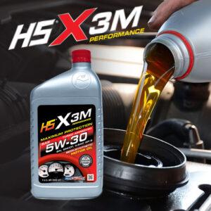 HSX3M Motor Oil